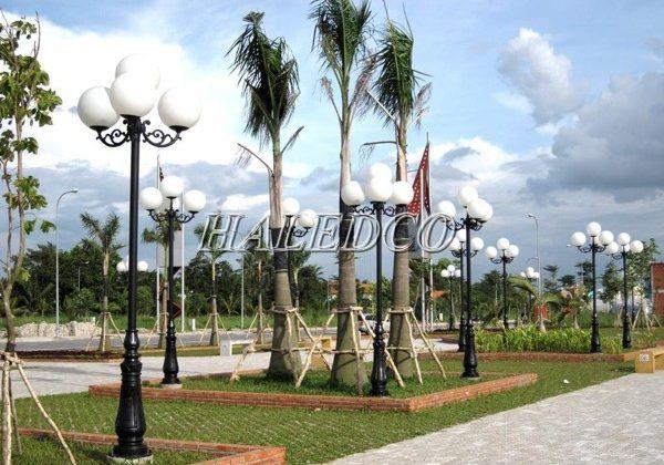 Top 7 đèn công viên 3.5M trang trí đẹp lạ – Báo giá trụ đèn