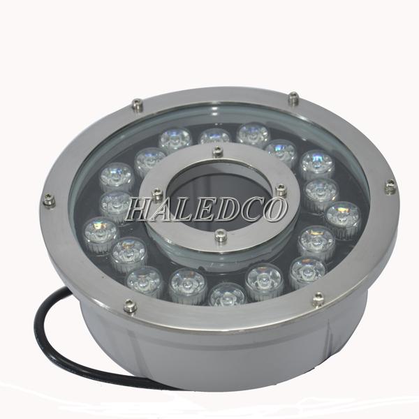 Đèn LED âm nước bánh xe choGolden Land 275 Nguyễn Trãi