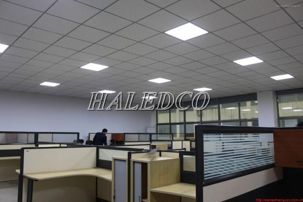 Đèn LED panel 600x600 giải pháp chiếu sáng văn phòng hiệu quả
