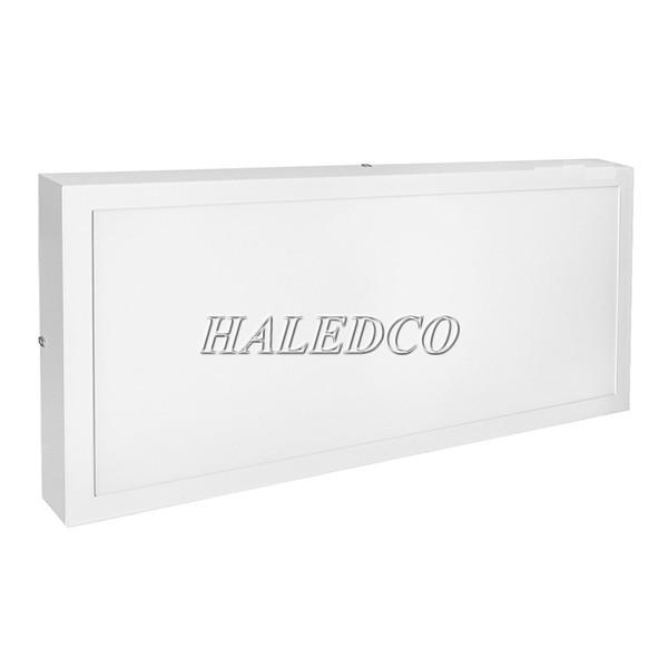 Đèn LED panel 600x1200 kiểu dáng lắp nổi thích hợp với mọi loại trần