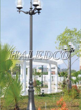 TOP 6 cột đèn sân vườn đúc 1 2 3 4 5 bóng giá rẻ – bền đẹp