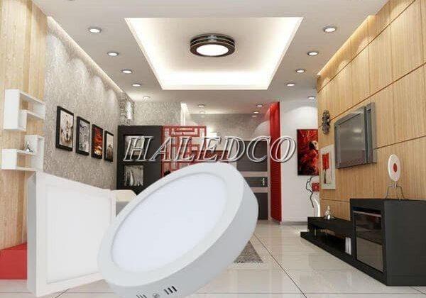 TOP 7 đèn LED ốp trần nổi 24w GIÁ RẺ – LOẠI TỐT. BH 2 năm