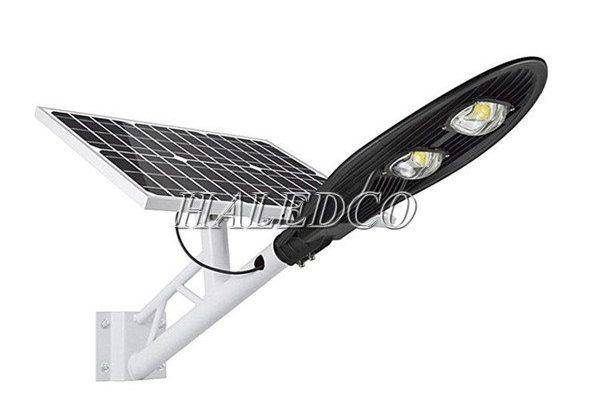 Đèn đường LED năng lượng mặt trời HLMTS73-100