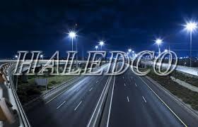 Đèn đường led HLS25-300w chiếu sáng đường cao tốc