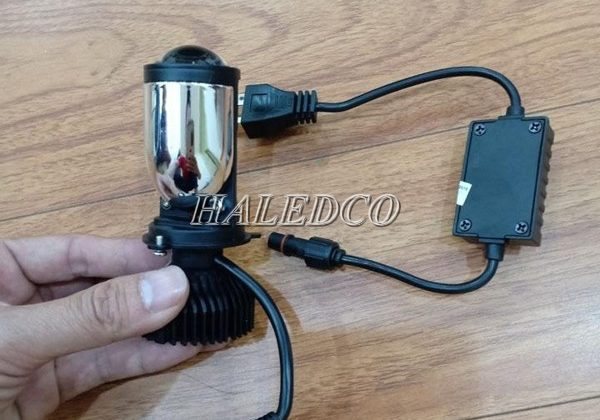 TOP 4 đèn pha led mini chuyên lắp đặt cho xe máy