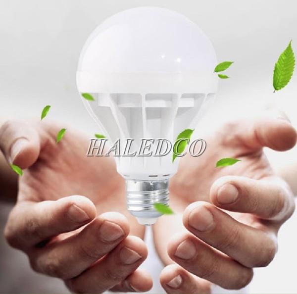 Đèn LED 5w đui vặn ánh sáng trắng độ hoàn màu cao