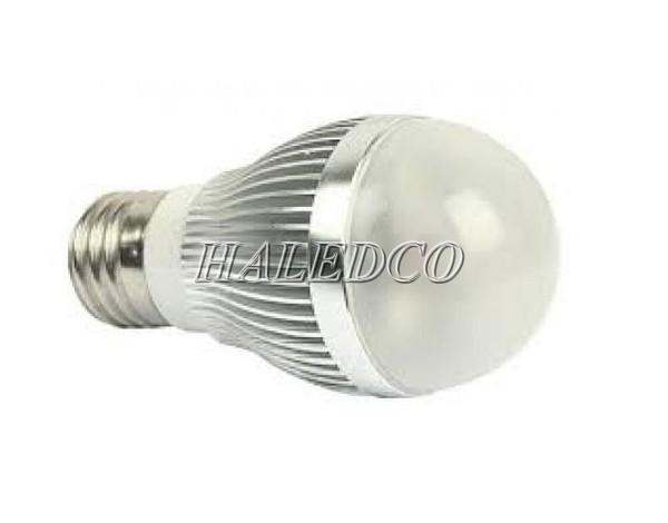 Đèn LED 5w đui vặn 12V tỏa nhiệt ít