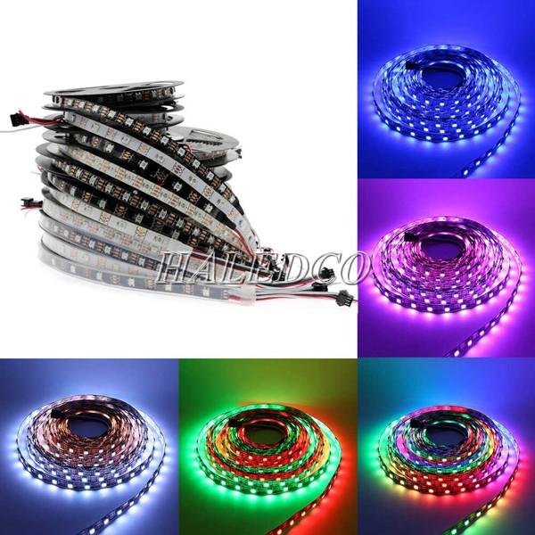 Đèn LED dây đổi màu siêu sáng 5V