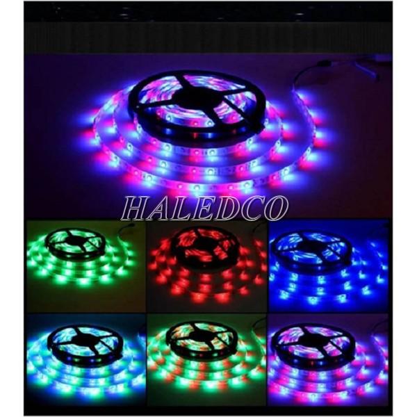 Đèn LED RGB siêu sáng - LED dây 5050