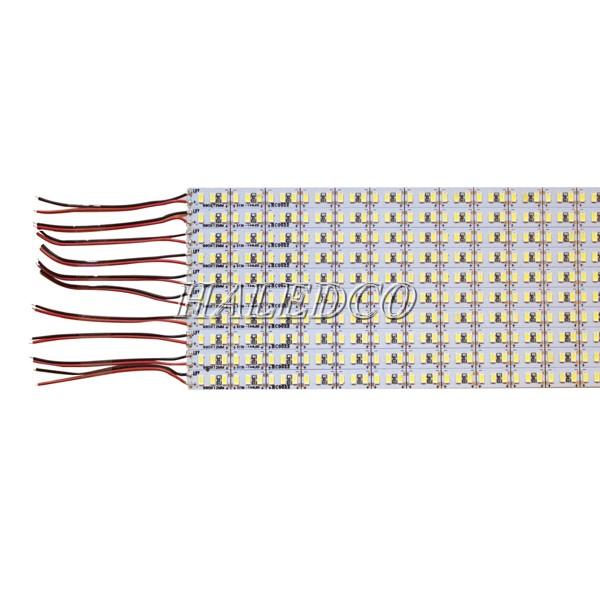 Đèn LED RGB siêu sáng thanh nhôm 12V