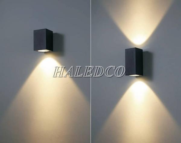 Đèn hắt tường chất liệu vỏ nhựa tổng hợp chất lượng cao