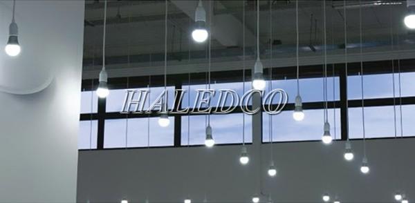 Đèn LED bulb trang trí, chiếu sáng văn phòng