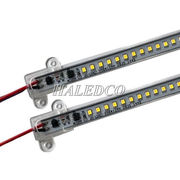 Đèn LED thanh hắt trần dễ dàng lắp đặt