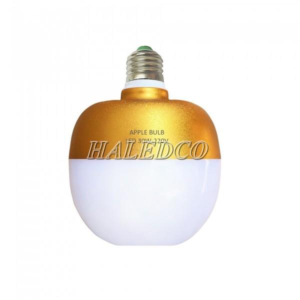 Bóng đèn LED siêu sáng 30w hình quả táo độc lạ