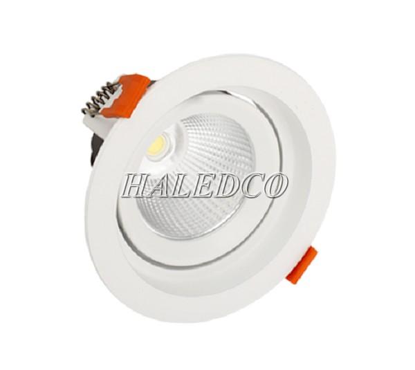 Vỏ đèn sơn tĩnh điện màu trắng hiện đại chống han gỉ
