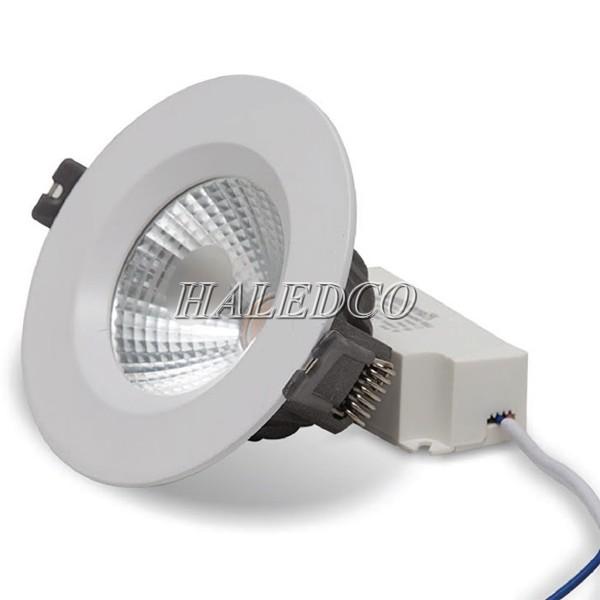 Đèn LED âm trần COB 7W tản nhiệt nhanh