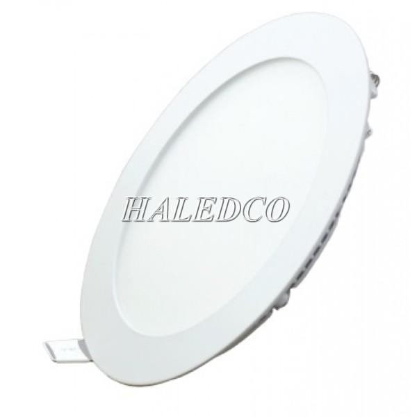 Đèn LED âm trần 9w tròn