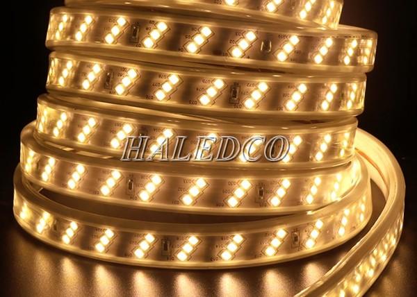 3 hàng bóng LED tăng cường độ sáng mạnh