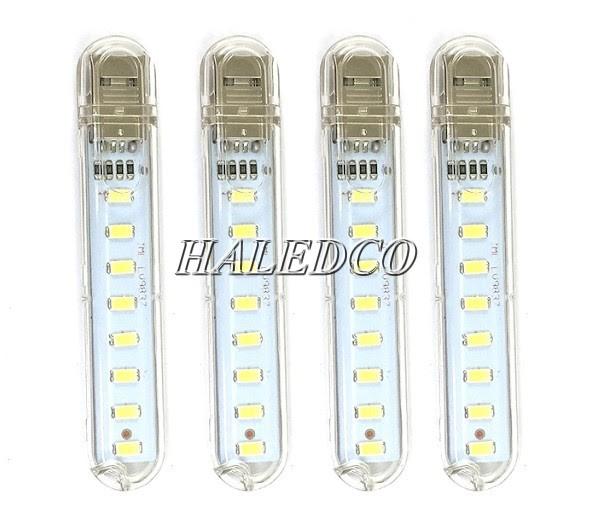 Đèn LED 5V sạc cổng USB