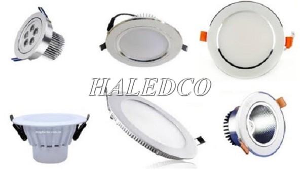 Một số mẫu đèn LED âm trần 30w