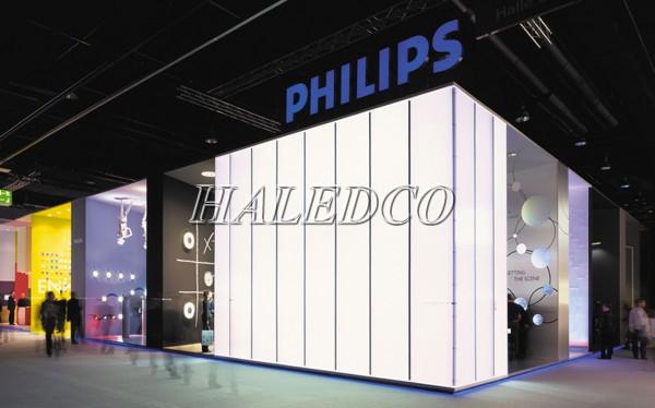 Thương hiệu đèn LED siêu sáng Philips