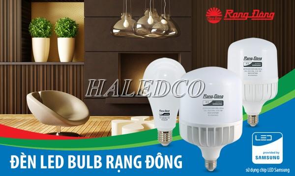 Đèn LED siêu sáng TPHCM - Rạng Đông