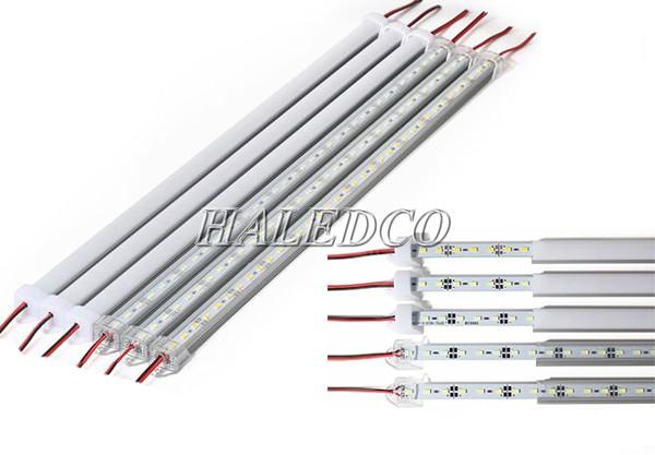 10 mẫu đèn LED thanh nhôm 12V 220V siêu sáng giá rẻ nhất 2021