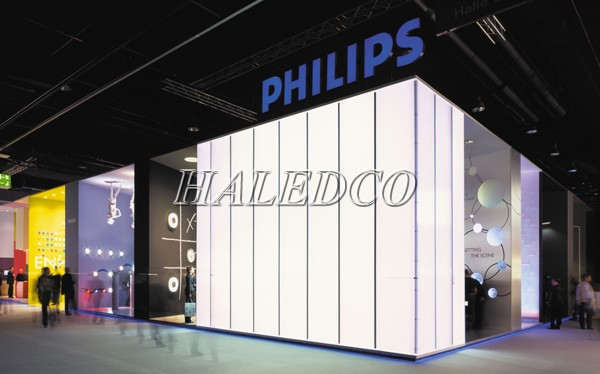 Mua đèn LED siêu sáng chính hãng tại cửa hàng Philips