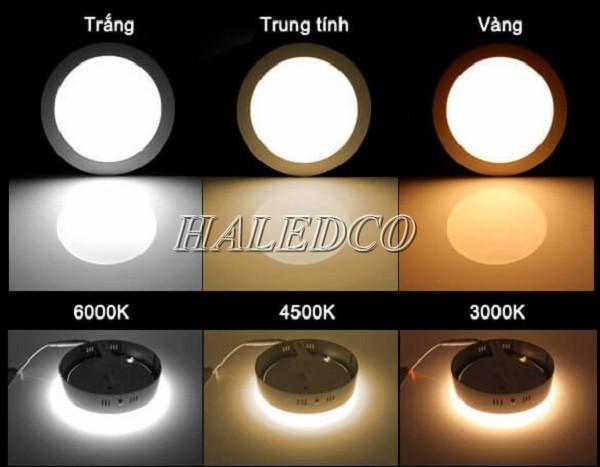 Sửa đèn LED siêu sáng không đổi màu