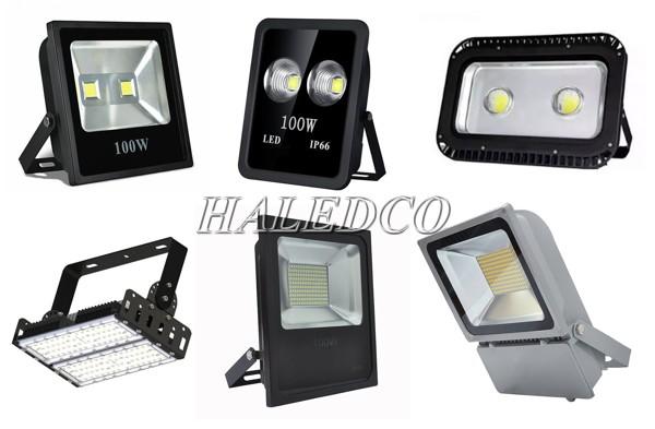 Đèn pha LED 100 IP66 thiết kế đa dạng model. kiểu dáng