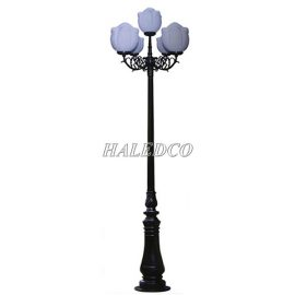 Cột đèn sân vườn HLCDSVDC06-CH02-4-4LT