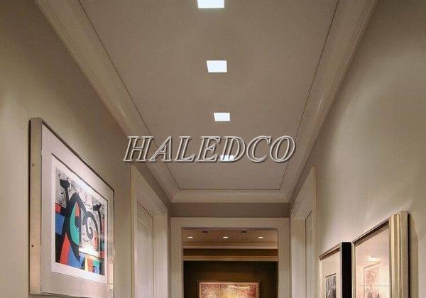 TOP 5 đèn LED âm trần hành lang tốt nhất. Tư vấn A to Z