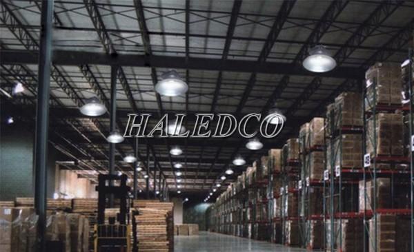 Đèn LED nhà xưởng highbay 60w chiếu sáng nhà kho