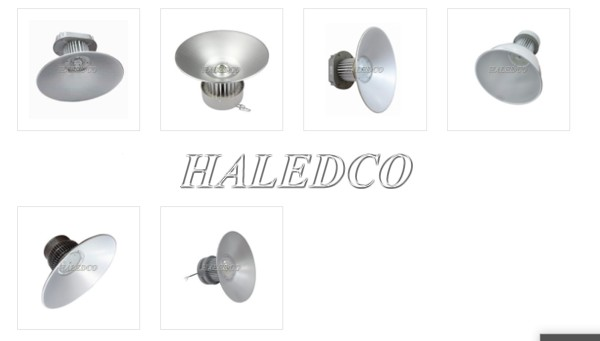 Kiểu dáng đèn LED nhà xưởng 60w HALEDCO