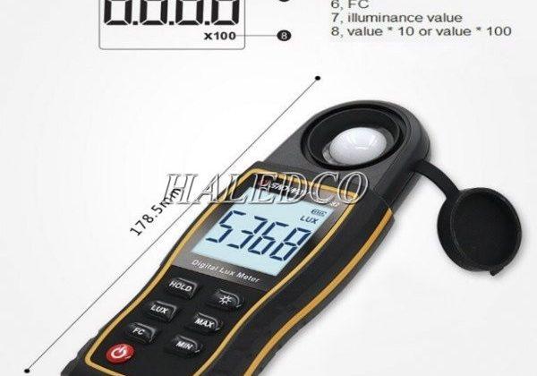 5+ máy đo cường độ ánh sáng HOT nhất 2021