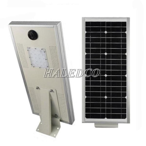 Đèn đường năng lượng mặt trời HLSNLMT1-20