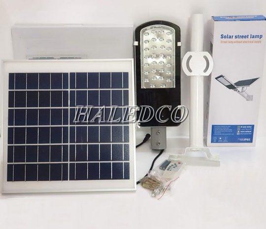 Đèn đường năng lượng mặt trời HLMTS1-30