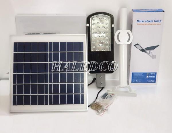 Tấm Pin đèn đường năng lượng mặt trời HLMTS1-30