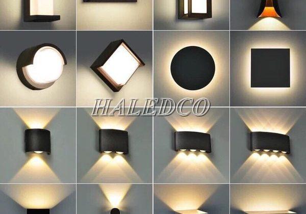 1001+ đèn LED trang trí hắt tường ngoài trời trong nhà giá rẻ 2021