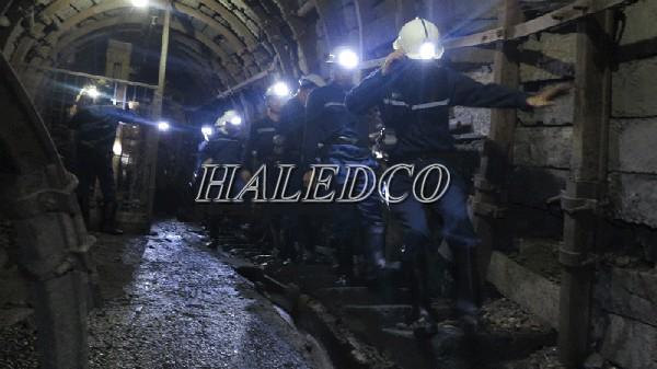 Ứng dụng của đèn LED chống cháy nổ HLEP2-30w