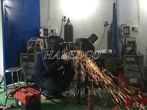 Ứng dụng của đèn led chống cháy nổ HLEP2-50