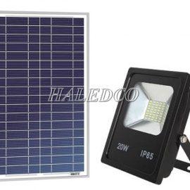 Đèn pha năng lượng mặt trời HLMTFL6-20