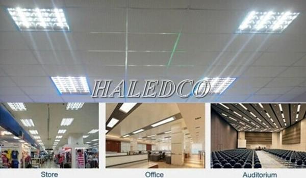 Giá TOP 6 máng đèn LED âm trần 3 bóng 0.6m thông dụng nhất