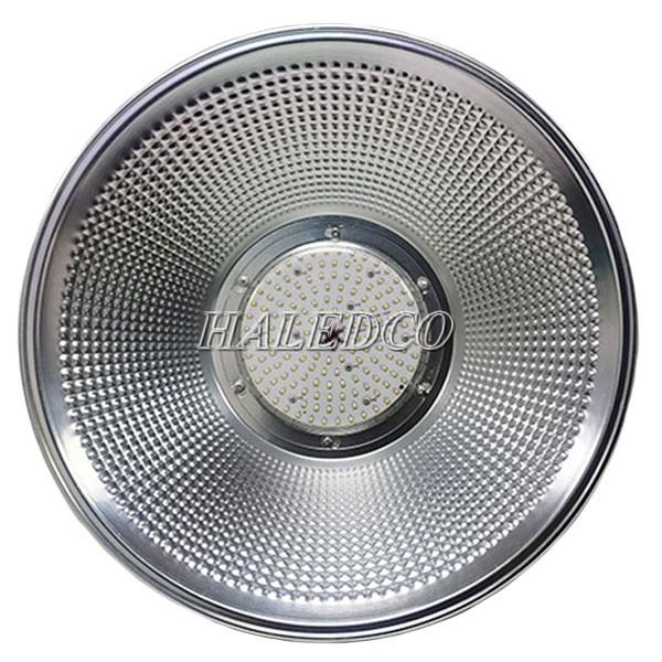 Mặt trong của chóa đèn LED nhà xưởng HLHB7-150