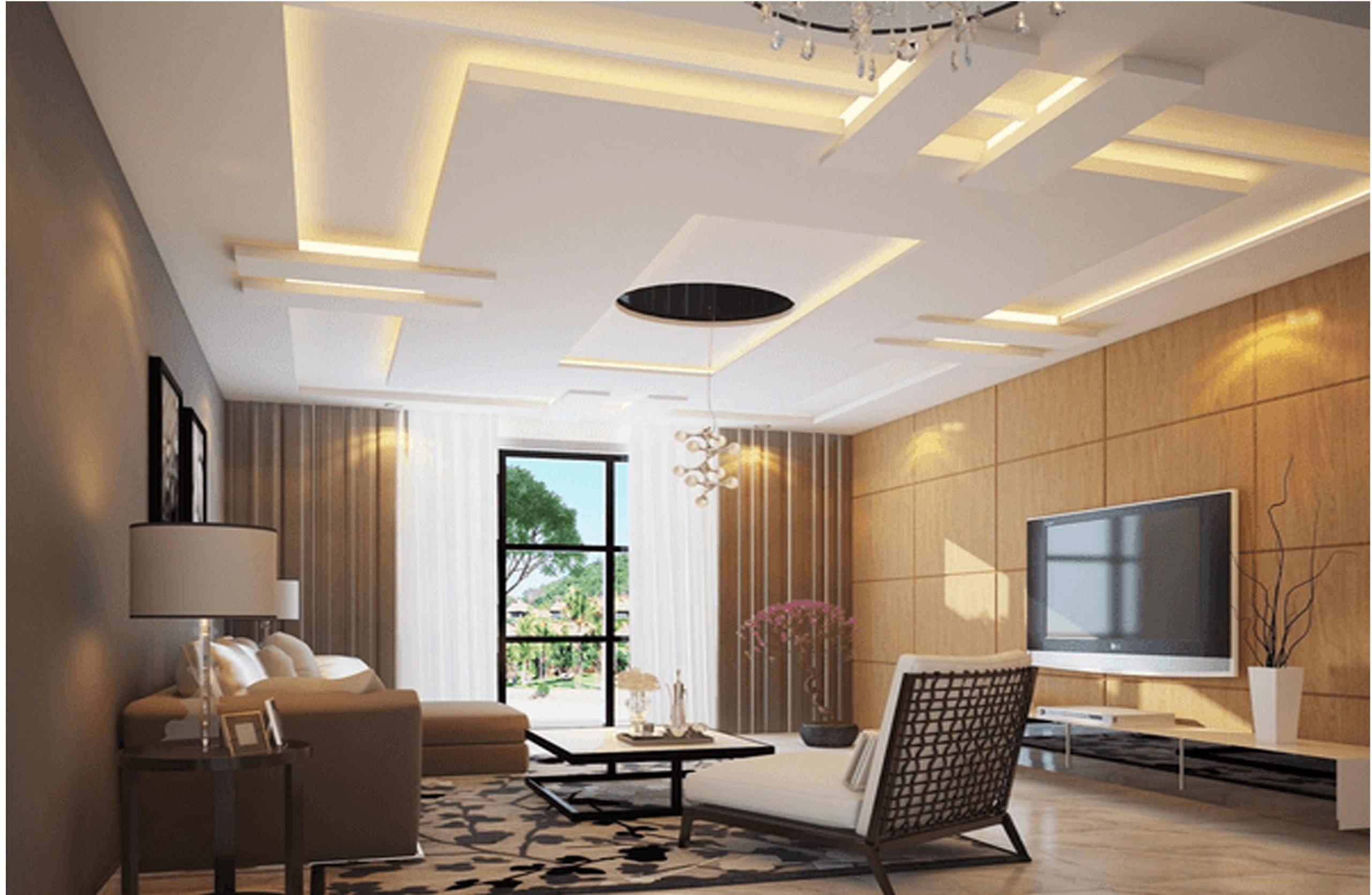 Dây LED hắt trần thạch cao