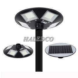 Cột đèn sân vườn năng lượng mặt trời HLMTSV8-50