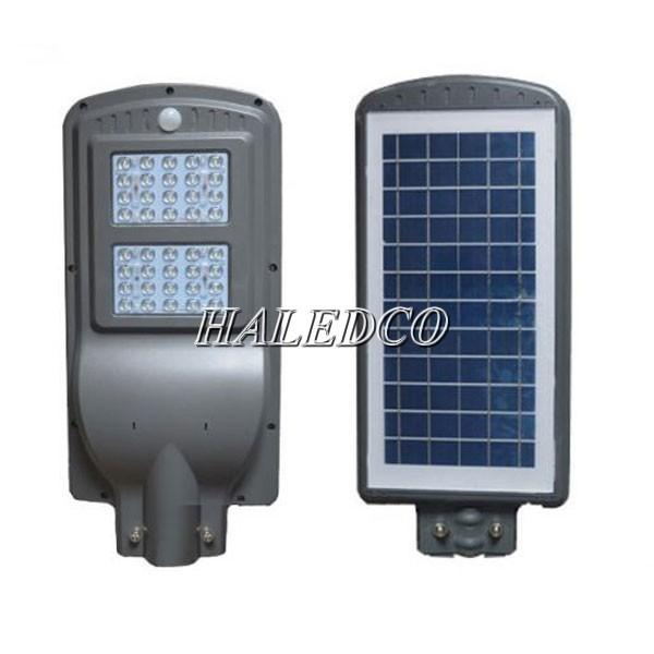 Kiểu dáng đèn đường năng lượng mặt trời 40w liền thể