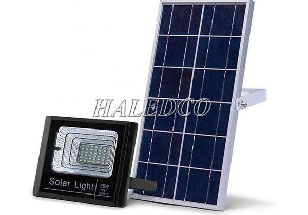 Đèn led năng lượng mặt trời 25w   10 thông tin cần biết
