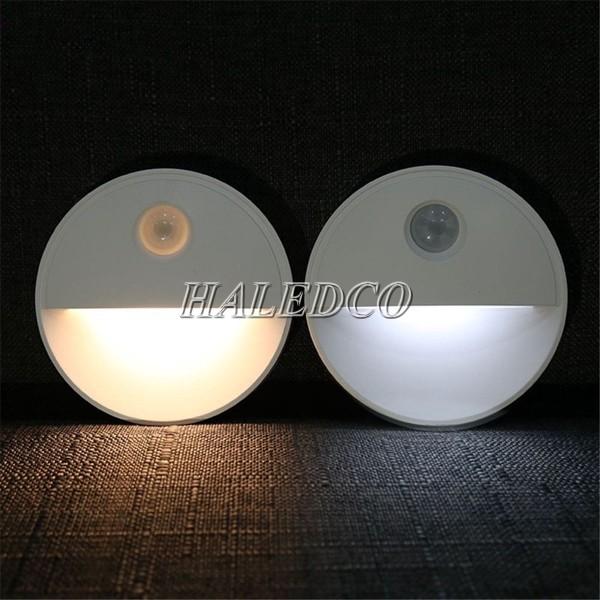 Đèn LED chân bậc cầu thang cảm biến mẫu 3