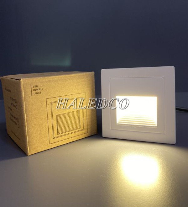 Đèn LED chân bậc cầu thang mẫu 4
